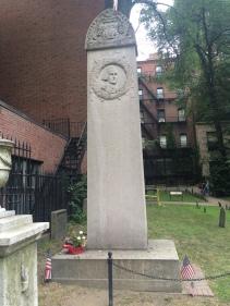 John Hancock's monolith looks like a giant penis.